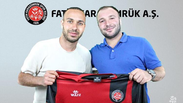 Son Dakika Transfer Haberi: Fatih Karagümrük, Kerim Frei'yi transfer etti