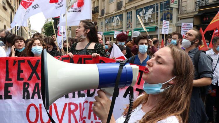 Aşırı sağa karşı 'Özgürlük Yürüyüşü'