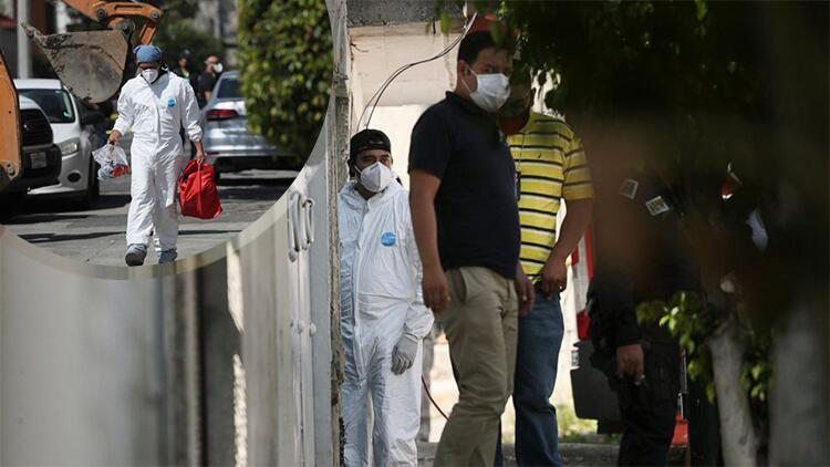 Meksika'da şüphelinin evinden 17 ceset çıktı!