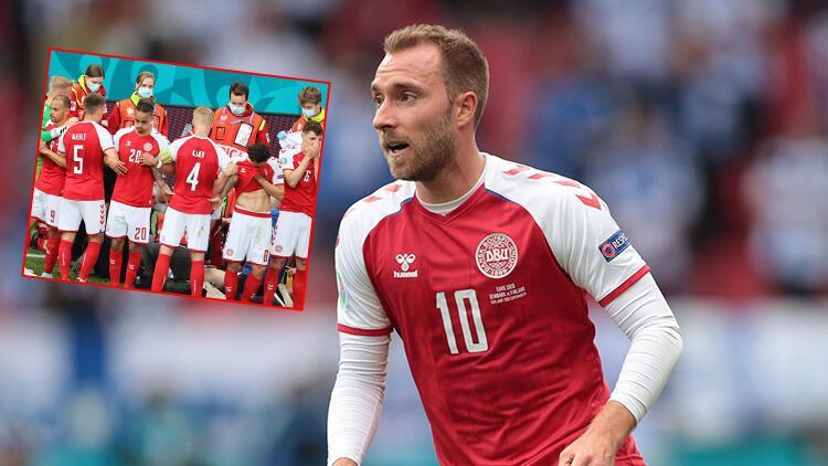 Son Dakika Haberi... Christian Eriksen'in son durumu hakkında yeni açıklama! Danimarka Futbol Federasyonu...