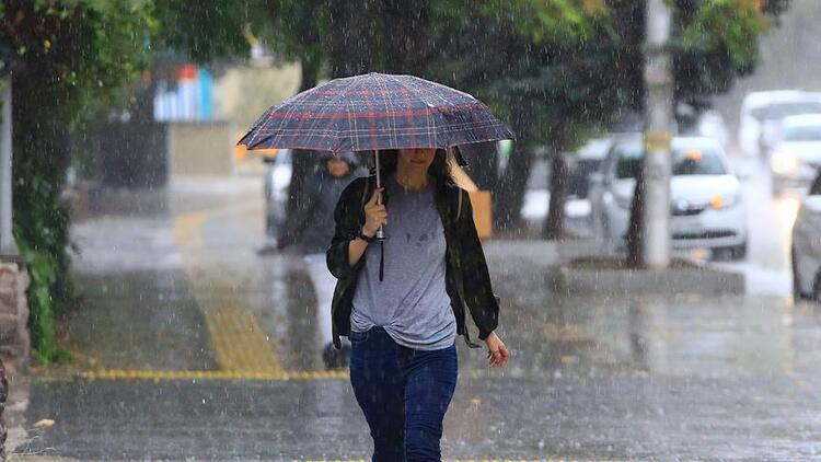 Son dakika... Meteoroloji'den İstanbul için kuvvetli yağış uyarısı