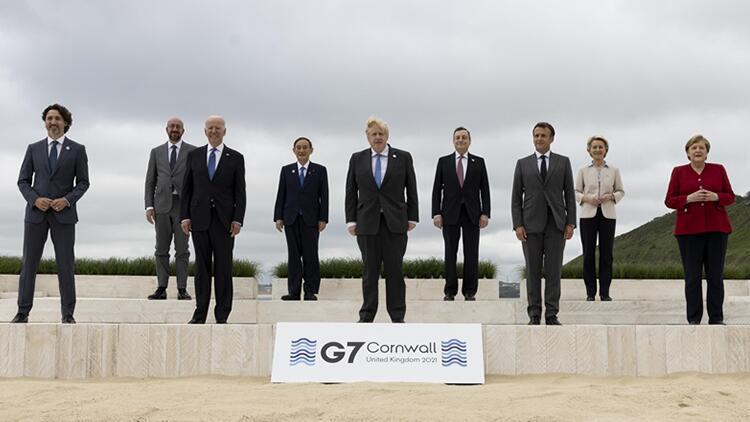 Son dakika haberi: G7'den DSÖ'ye flaş çağrı