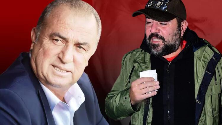 Ata Demirer'in Fatih Terim taklidi kırdı geçirdi!