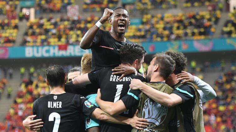 Son Dakika: Avusturya 3-1 Kuzey Makedonya / Maç sonucu ve özeti