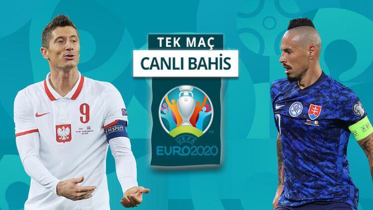 Trabzonspor'un yeni transferi Slovak Hamsik, EURO 2020'de sahne alıyor! Polonya'ya verilen iddaa oranı...