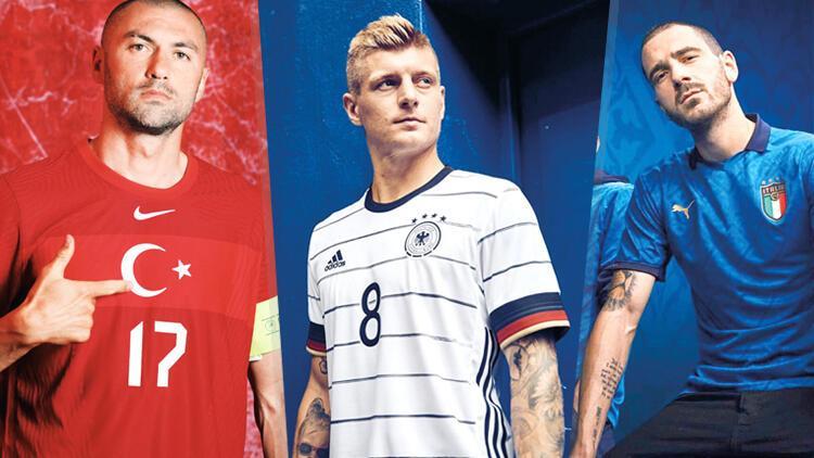EURO 2020'de markaların forma savaşı