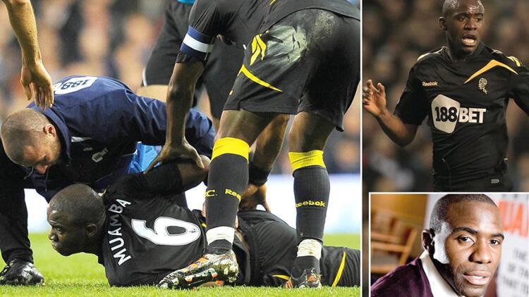 Tam 78 dakika kalbi duran Fabrice Muamba futbolu bırakmıştı