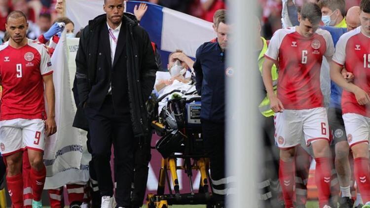 Danimarka milli takımı doktoru Martin Boesen anlattı! Christian Eriksen'i 'sürat' kurtardı