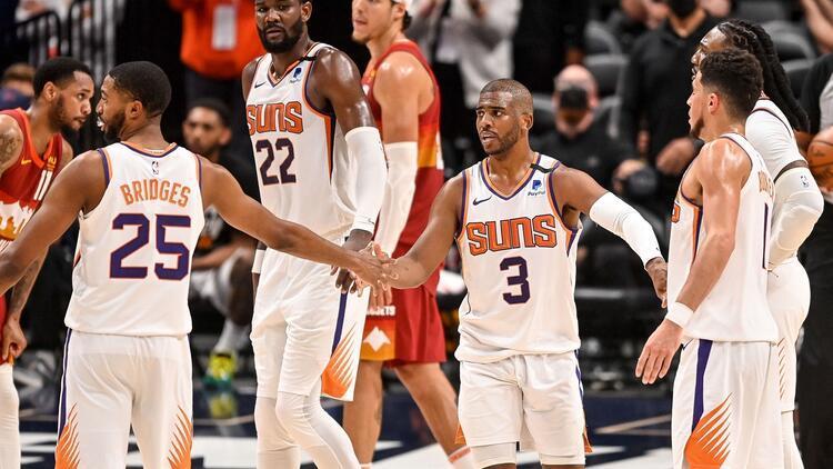 NBA'de Gecenin Sonuçları: Konferans finaline yükselen ilk takım Phoenix Suns oldu