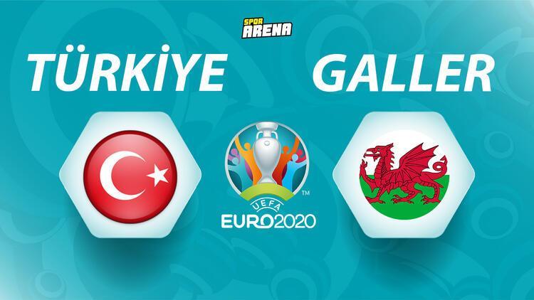 Türkiye Galler maçı ne zaman, saat kaçta? EURO 2020'de Galler mesaisi