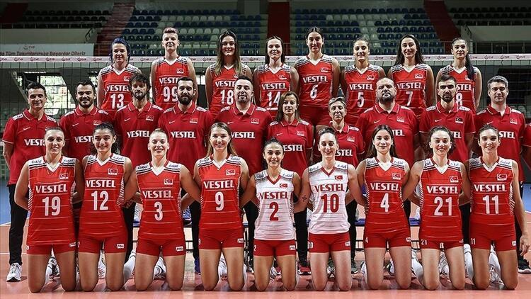 Son Dakika: Türkiye 1-3 ABD voleybol maçı (Maç sonucu)