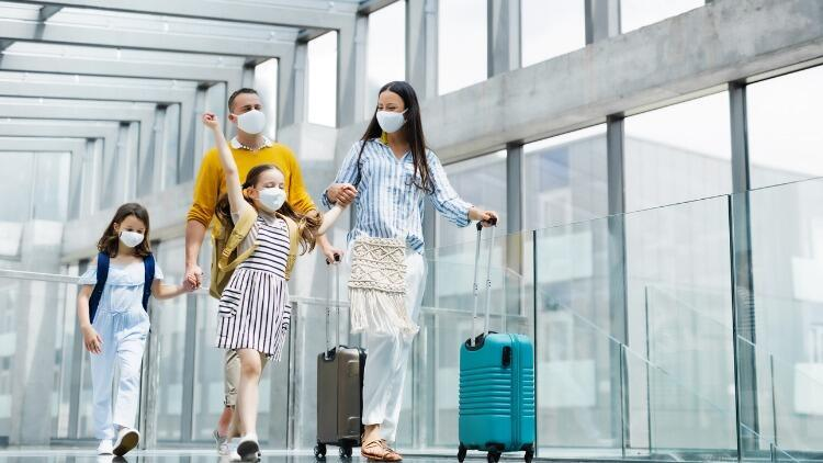 Pandemi döneminde seyahat güvenliği