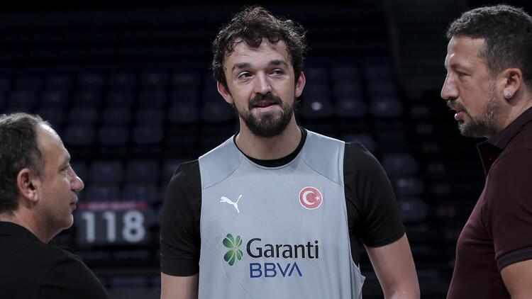 A Milli Erkek Basketbol Takımı'nın hazırlık maçı takvimi açıklandı