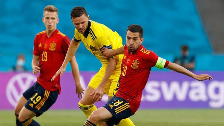 Son Dakika: İspanya 0-0 İsveç (EURO 2020) / Maç sonucu