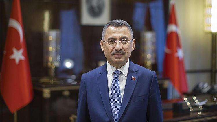 Cumhurbaşkanı Yardımcısı Oktay'dan Orgeneral Çetin'e tebrik telefonu