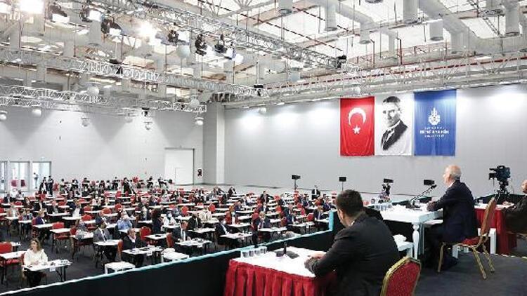 İBB Meclisi'nde üç araştırma ve inceleme komisyonu kurulması teklifi kabul edildi