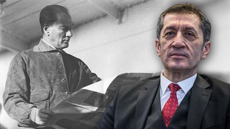 Bakan Selçuk anlattı! Ders ders Atatürk