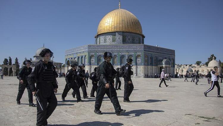 Son dakika haberler: Yahudi grupların 'bayrak yürüyüşü' planı Doğu Kudüs'te gerilimi yeniden artırdı