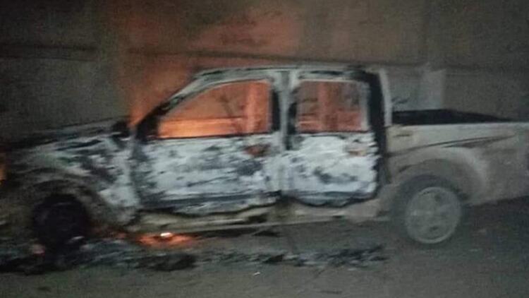 Deyrizor'da İran Devrim Muhafızları üssüne hava saldırısı: 3 ölü