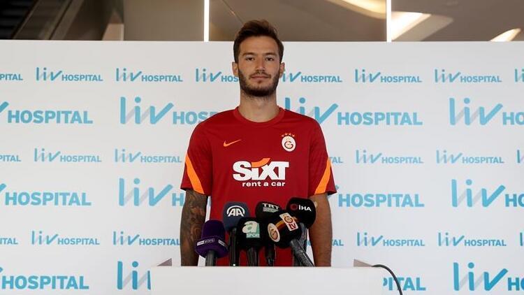 Galatasaray'da sağlık kontrolleri devam ediyor