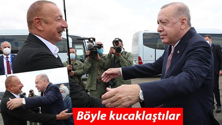 Son dakika... Cumhurbaşkanı Erdoğan'dan Şuşa'ya tarihi ziyaret