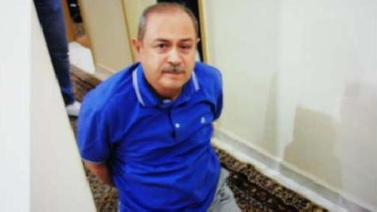 FETÖ'nün gaybubet evinde yakalanan eski Emniyet Müdürü Cemil Ceylan'a 7 yıl 6 ay hapis