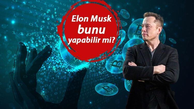 En kritik isim yine Elon Musk! Bitcoin için flaş tahmin...