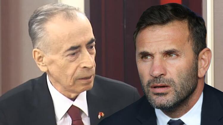 Son Dakika: Galatasaray Başkanı Mustafa Cengiz'den flaş açıklamalar! Fatih Terim, Okan Buruk, Mustafa Denizli, Belhanda ve Feghouli sözleri...