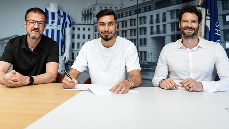 Son dakika transfer haberi... Suat Serdar resmi imzayı attı! 8 milyon euro...