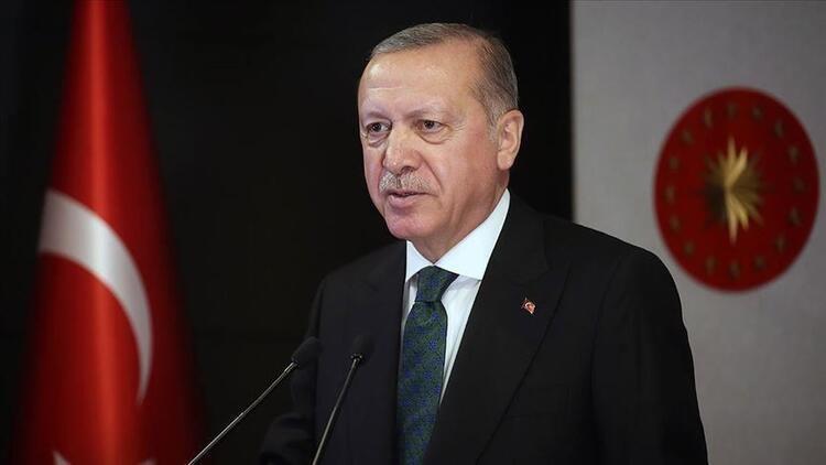"""Cumhurbaşkanı Erdoğan, """"D-8 ile Yeni Bir Dünya"""" temalı uluslararası zirvenin açılışına mesaj gönderdi"""