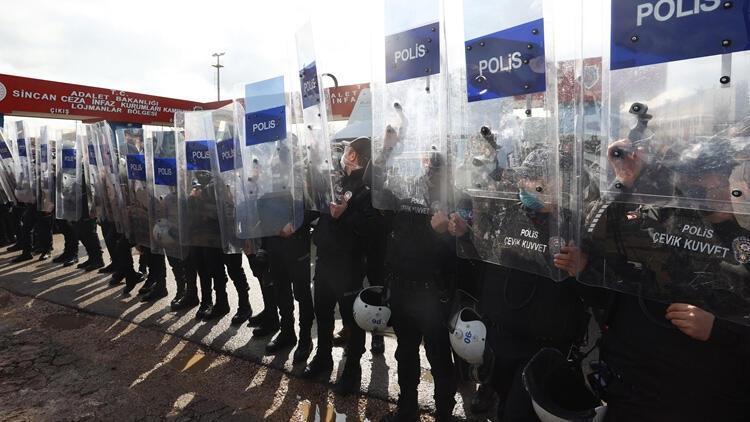 Kobani eylemleri davasında 4 sanık adli kontrol şartıyla tahliye edildi