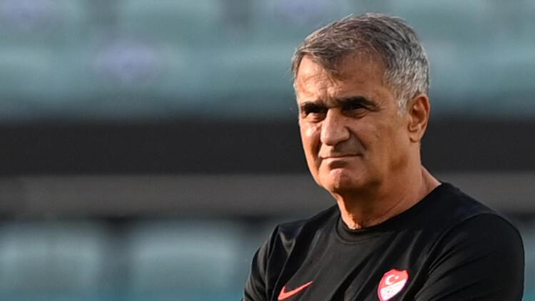 A Milli Takım'da Şenol Güneş'ten Galler maçı öncesi kadro açıklaması
