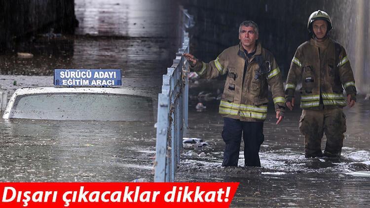 Son dakika hava durumu: Meteoroloji'den İstanbul ve çok sayıda kente kuvvetli yağış uyarısı