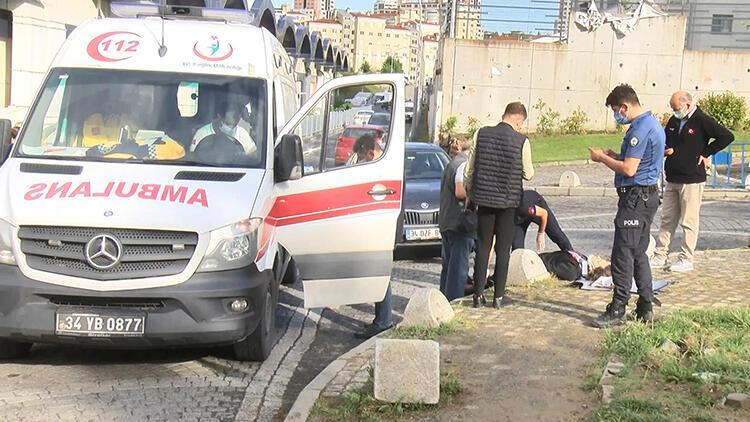 Başakşehir'de feci kaza! 4 kişi yaralandı...
