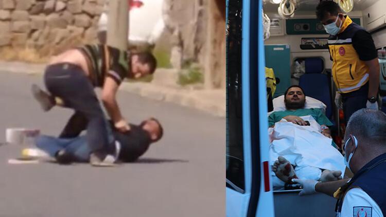 Kayseri'de silahlı saldırıda yaralanan doktor taburcu oldu