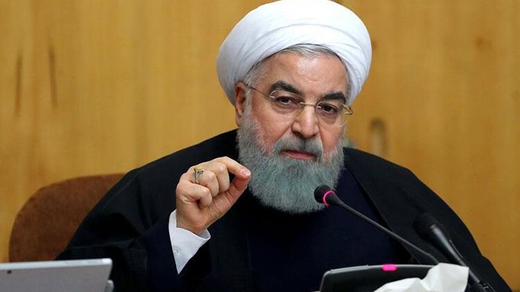 İran Cumhurbaşkanı Ruhani: Yaptırımların son aşamasındayız