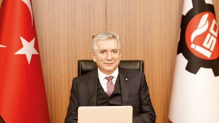 """İSO Başkanı Bahçıvan'dan """"aşı olun"""" çağrısı"""