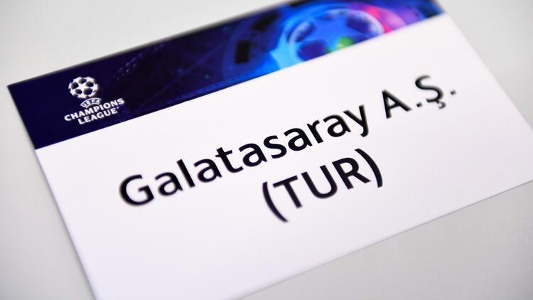 Son Dakika: Galatasaray'ın Şampiyonlar Ligi'ndeki rakibi belli oldu!