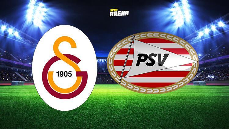 Galatasaray PSV Eindhoven maçı ne zaman? İşte maçın ayrıntıları
