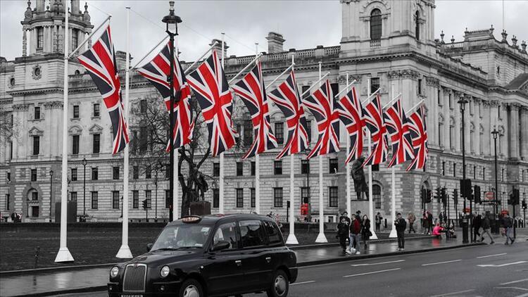 İngiltere'de enflasyon mayısta arttı