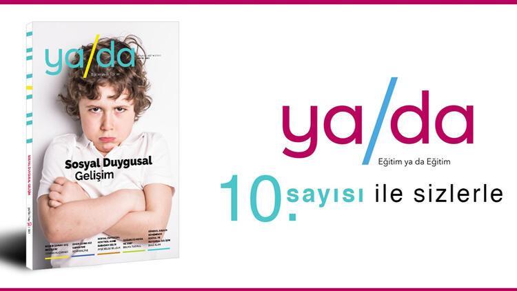 YA DA dergisinin yeni sayısı çıktı