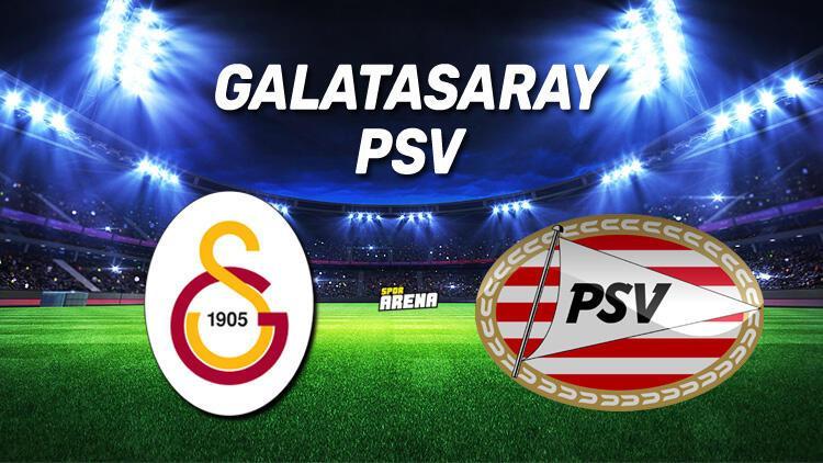 Galatasaray PSV Eindhoven UEFA Şampiyonlar Ligi maçı ne zaman?