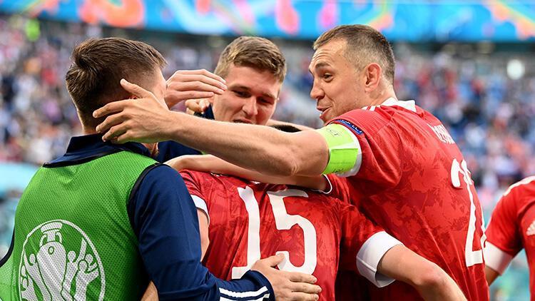 Finlandiya 0-1 Rusya (EURO 2020 maçı özeti)