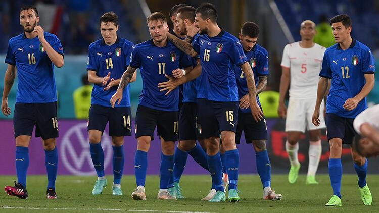 İtalya 3 - 0 İsviçre (EURO 2020 A Grubu maç özeti)