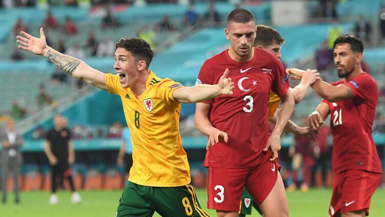 Son Dakika Haberi: Galler'e EURO 2020'nin rekorunu kırdırdık