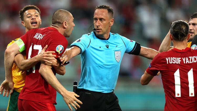 """Artur Dias'ın performansı nasıldı? """"Galler'e verdiği penaltı doğruydu"""""""