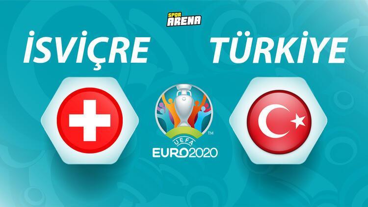 İsviçre Türkiye maçı ne zaman oynanacak?
