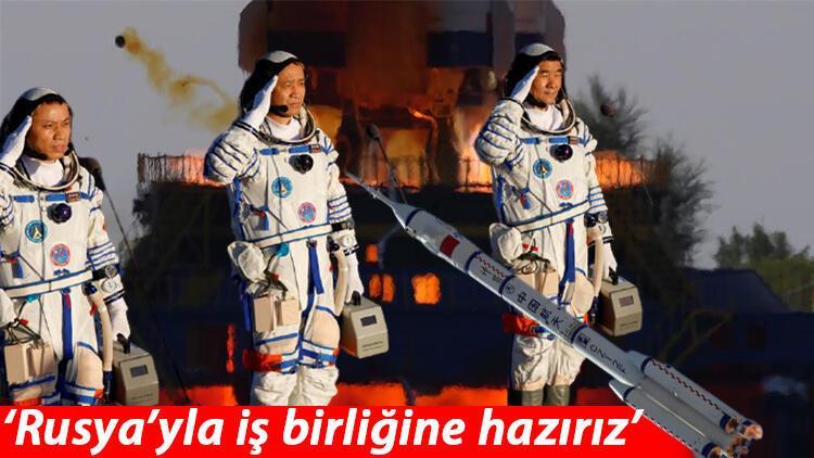 Son dakika haberi: Çin uzaya tarih yazmaya çıktı... En uzun sürelisi olacak!