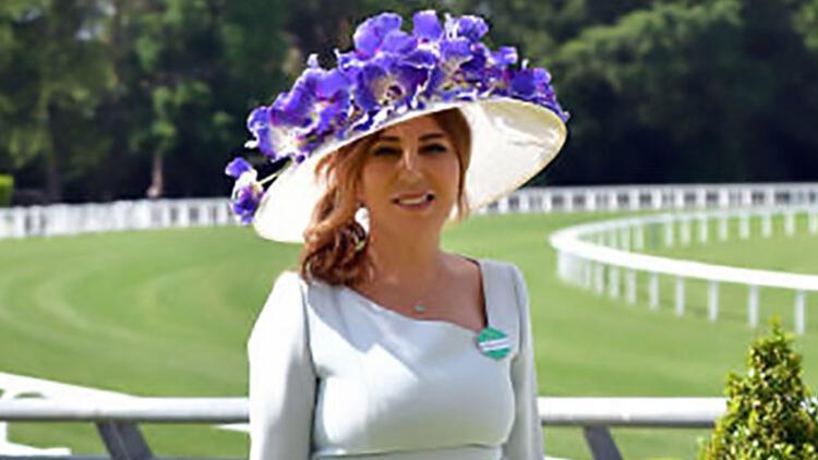 The Royal Ascot At Yarışları'na Zeynep Kartal rüzgârı