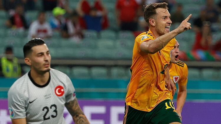 Türkiye-Galler maçının dış basındaki yansımaları